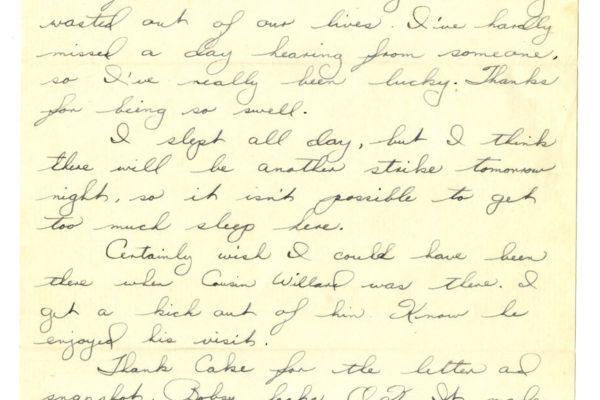 Letter from John Randolph Jr. pg. 2
