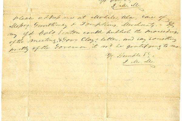 Letter from McRea pg. 3