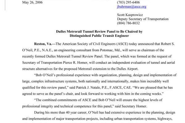 Dulles Metrorail Panel pg. 2