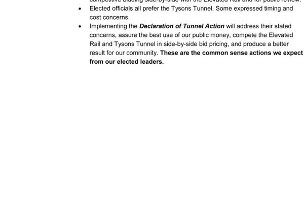 Tysons Tunnel Town Hall pg. 9
