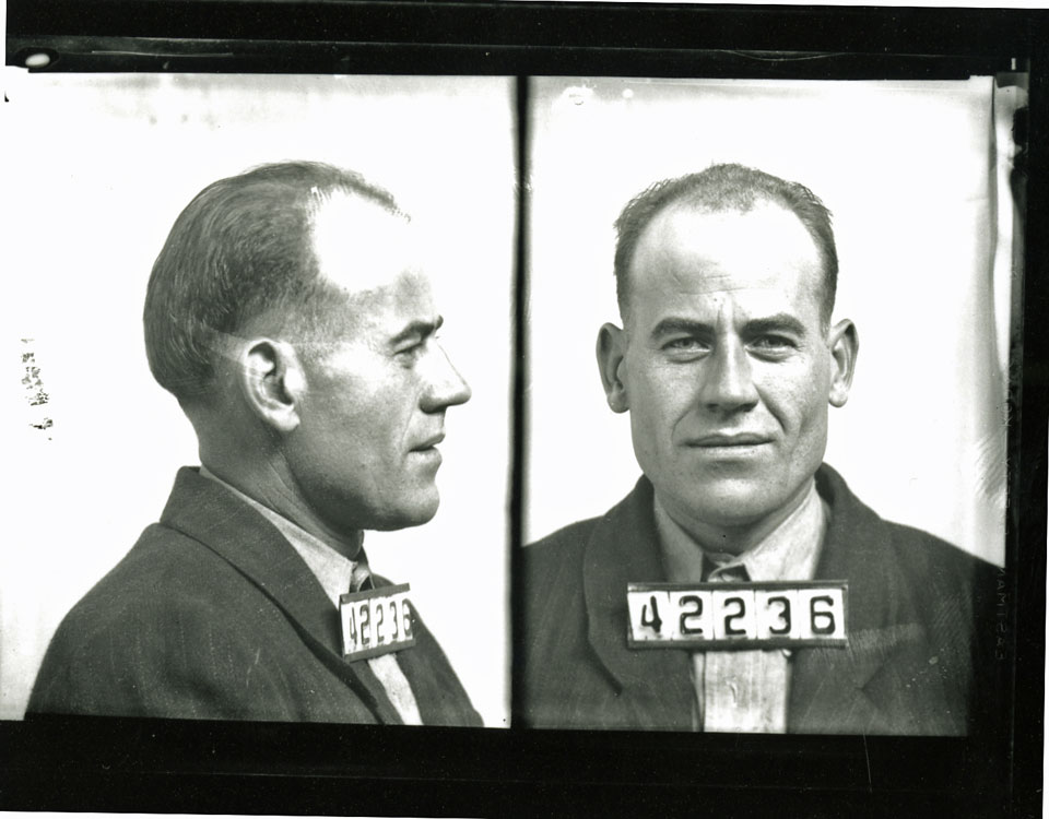 Mug Shot Monday:  Clinton Kirby, No. 25830, 42236, and 49236