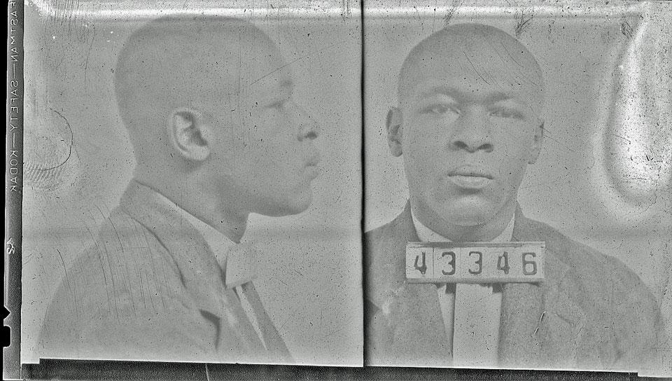 Mug Shot Monday:  John Henry Ellis, No. 28276, 33714, and 43346