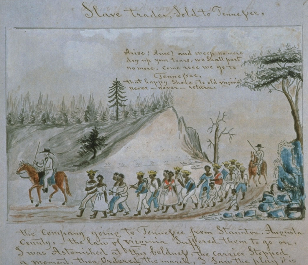 To Be Sold: The Williams and Ivy Slave Trade Scheme