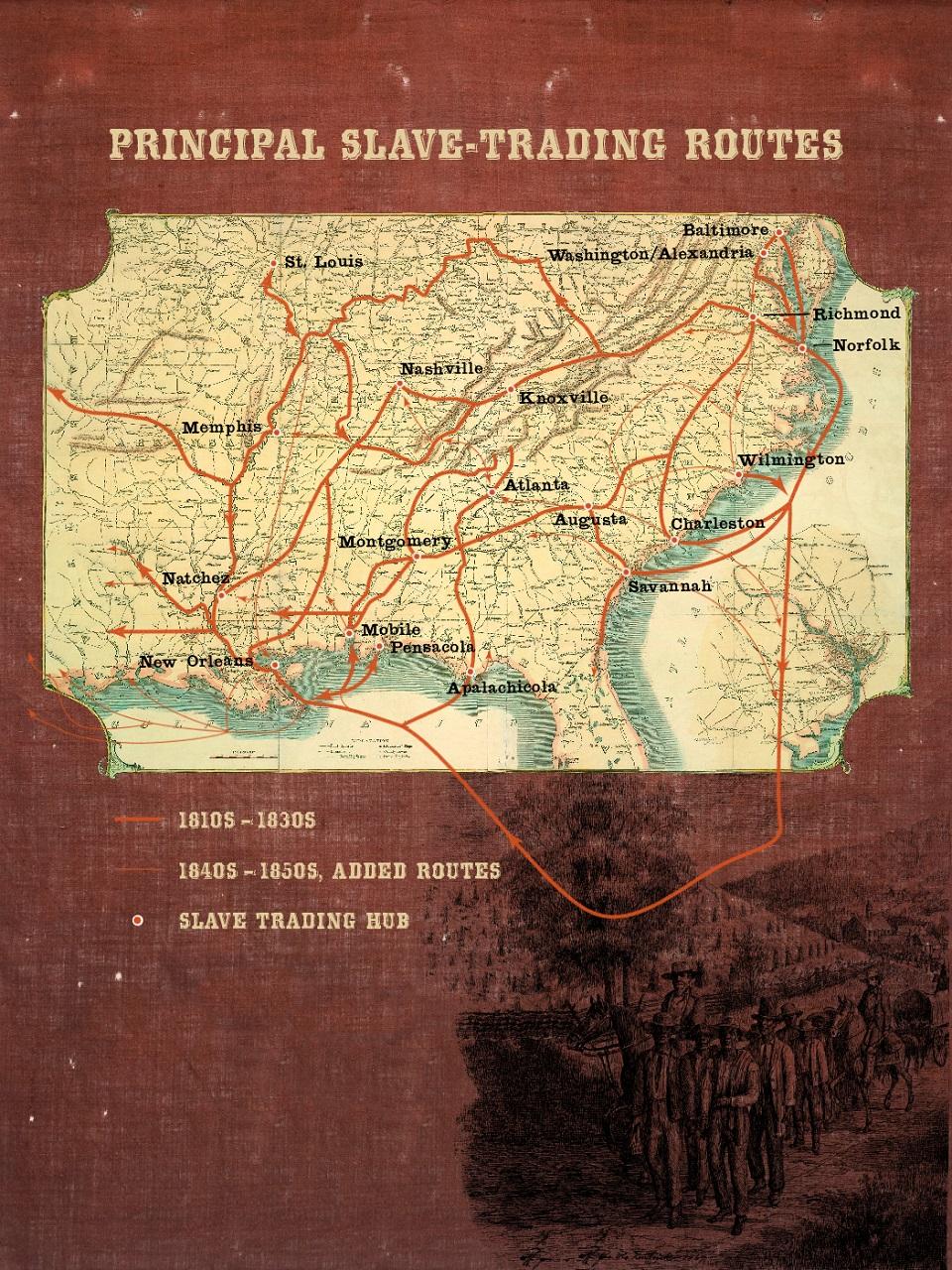 To Be Sold: Beasley, Jones, and Wood- Virginia Slave Traders