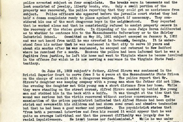 Letter from Francis Sayre pg. 2