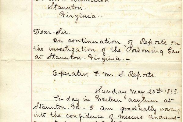 Pinkerton's Reports