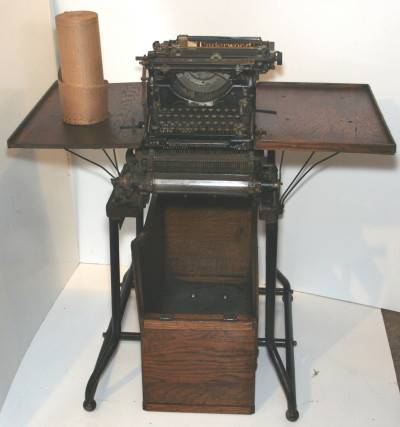 """""""We want the machine to work…not as an office ornament"""" – Charles Keiley vs. the Hooven Automatic Typewriter Company"""