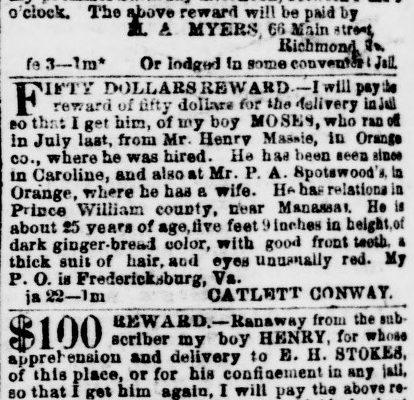 Daily Dispatch (Richmond, VA) 19 February 1862