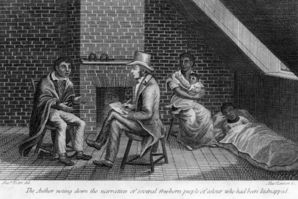 Engraving, A portraiture of domestic slavery, in the United States, Illustrated with engravings. By Jesse Torrey. Philadelphia, Published by the author, John Bioren, printer, 1817.