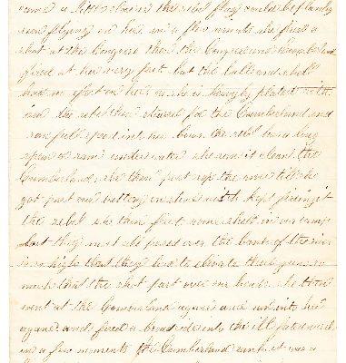 John Torrance Letter, Page 2.