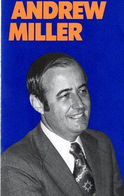 Andrew Miller, 1973