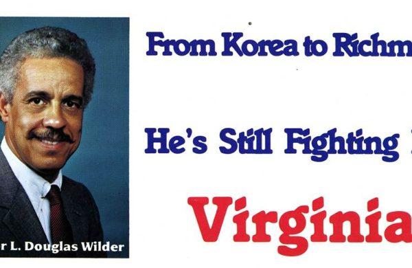 Doug Wilder, 1985