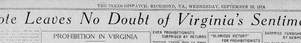 The Richmond Times Dispatch, 23 September 1914