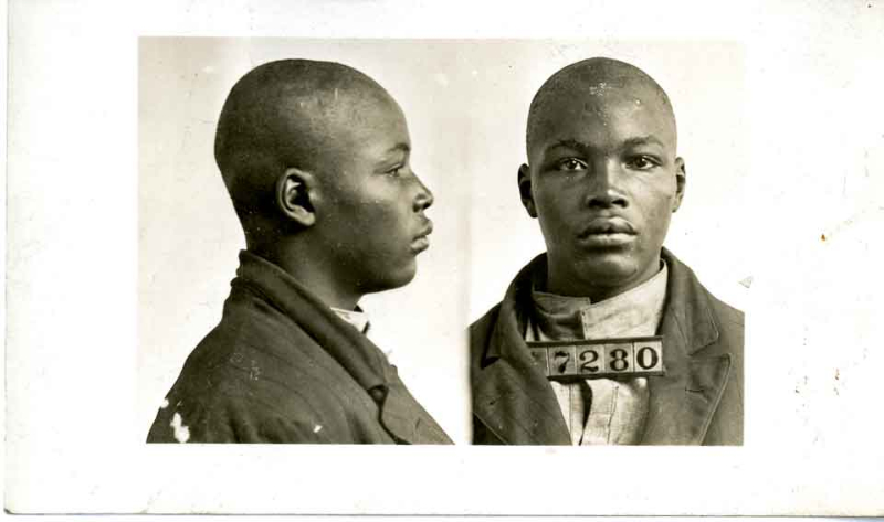 Mug Shot Monday: Willie Williams, No. 17280