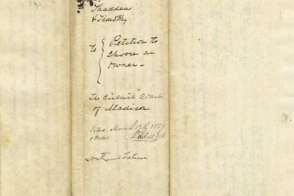 Page 3, Madison County (Va.) Petitions for Reenslavement