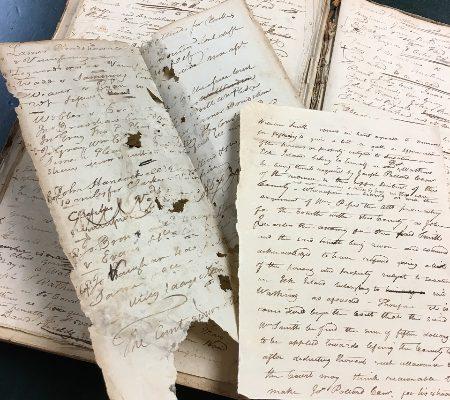 Goochland County Minute Book, 1803-1807