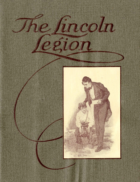 The Lincoln Legion, Governor Henry C. Stuart Executive Papers, 1916.
