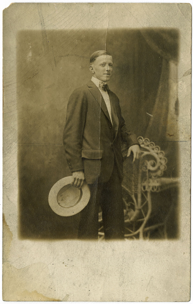 Virginians in the Great War: Harry Anderson Matthews (1894-1918)
