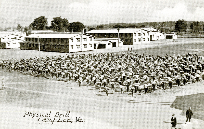 """Over The Top and at """"em"""": 100 Years at Fort Lee"""
