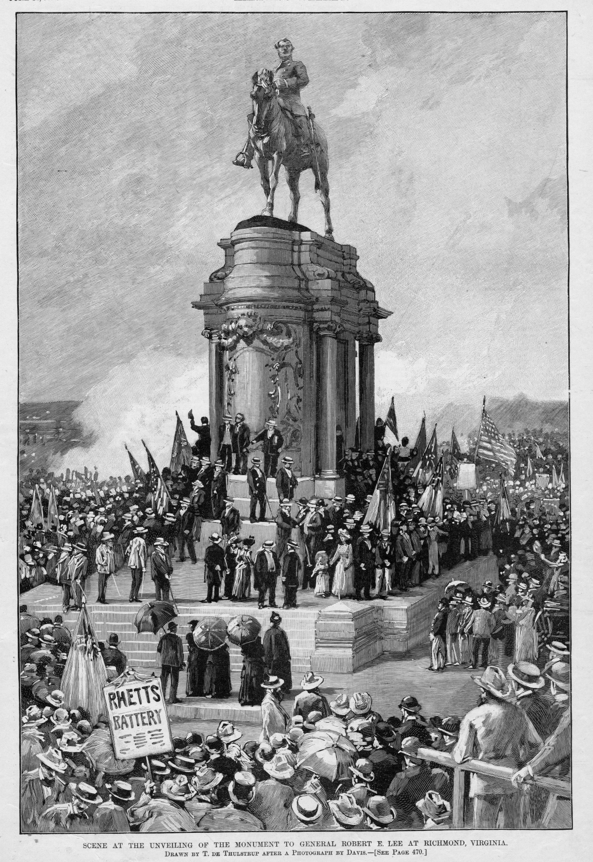 Complicated History: The Memorial to Robert E. Lee in Richmond