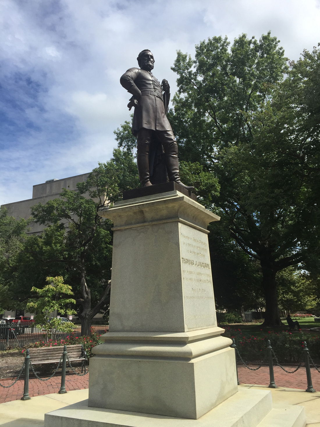 Statue Stories: Thomas J. Jackson and Civil War Remembrance