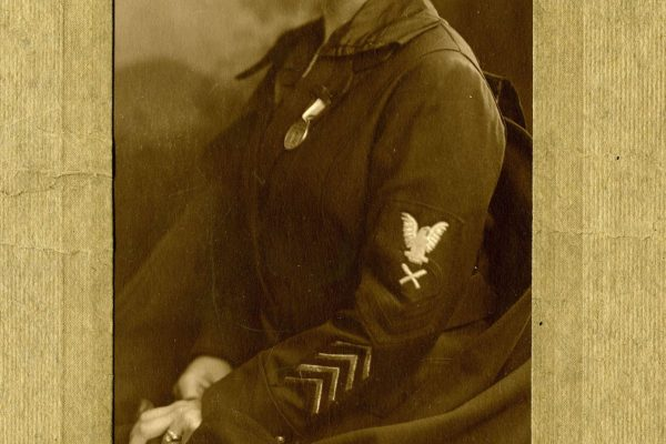 Chief Yeoman Annie Lewis Wingfield Crowe