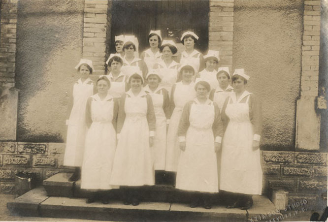 """Our share in the war is no small one"": Virginia Women and World War I, Part I"