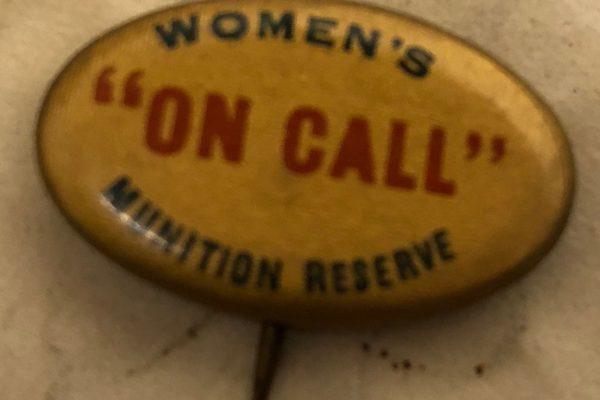 On Call pin