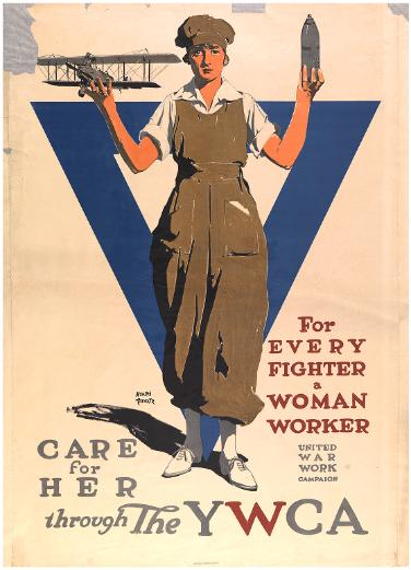 """""""Our share in the war is no small one"""": Virginia Women and World War I, Part II"""