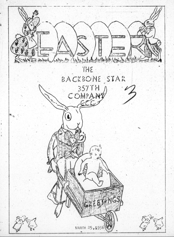 Easter on Virginia Chronicle