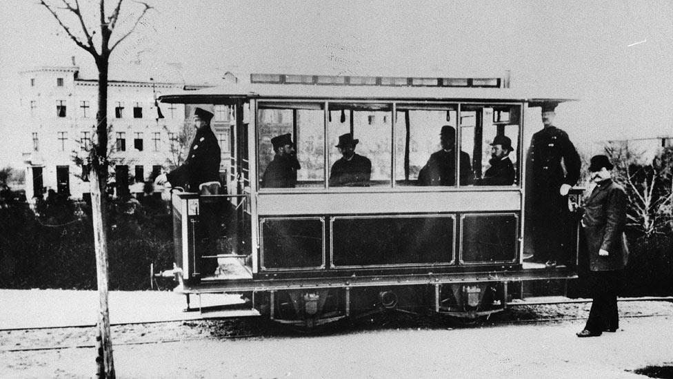It's a Tram Shame: A Spotsylvania County Petition