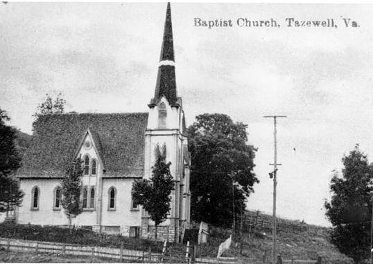 """By What Right?"" Two Baptist Newspapers from Tazewell"