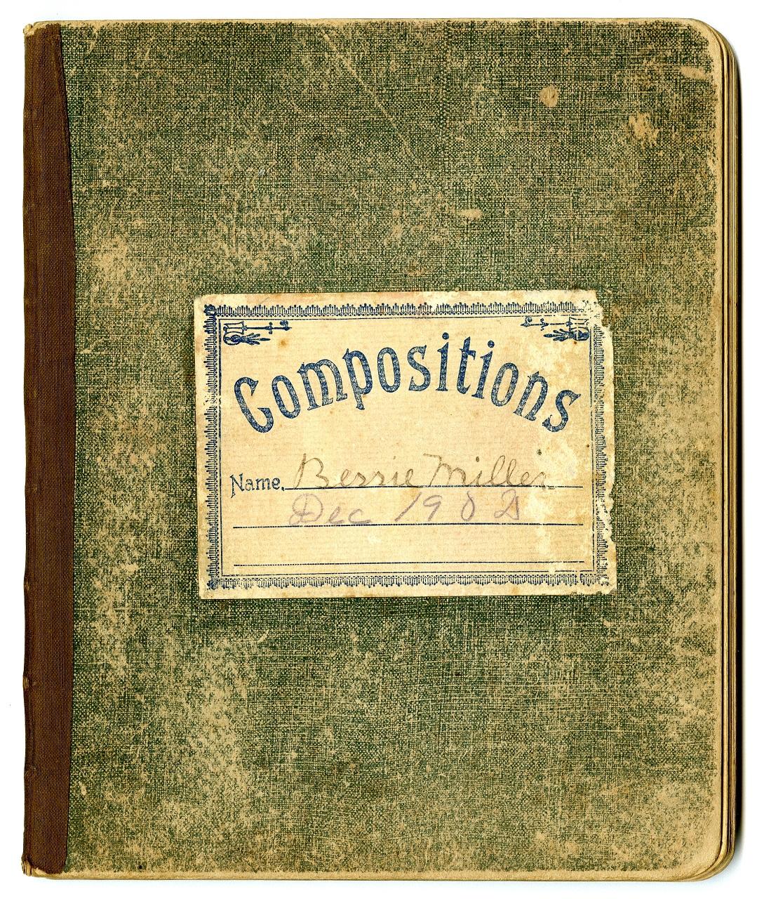 Bessie Miller's Sad Summer Composition