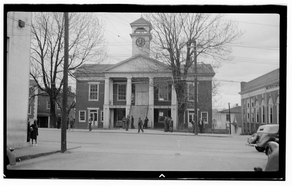 Our History as Told by the Pittsylvania County Court Records