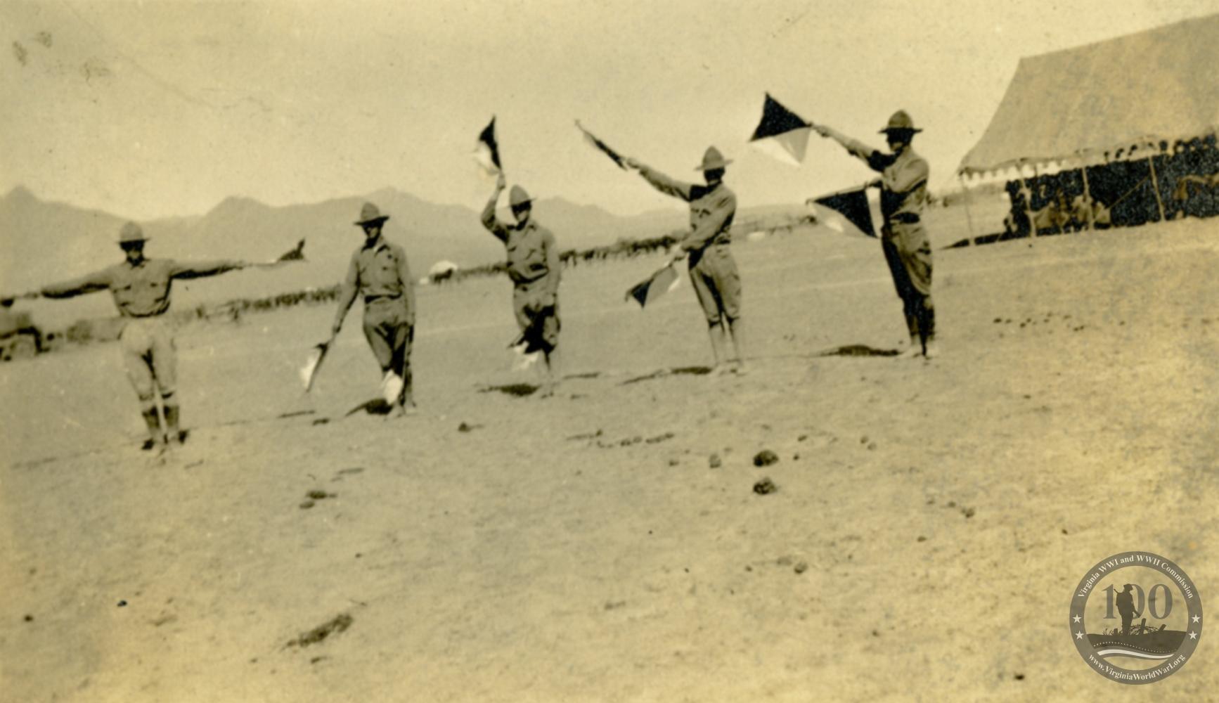 A Virginia Soldier in Mexico