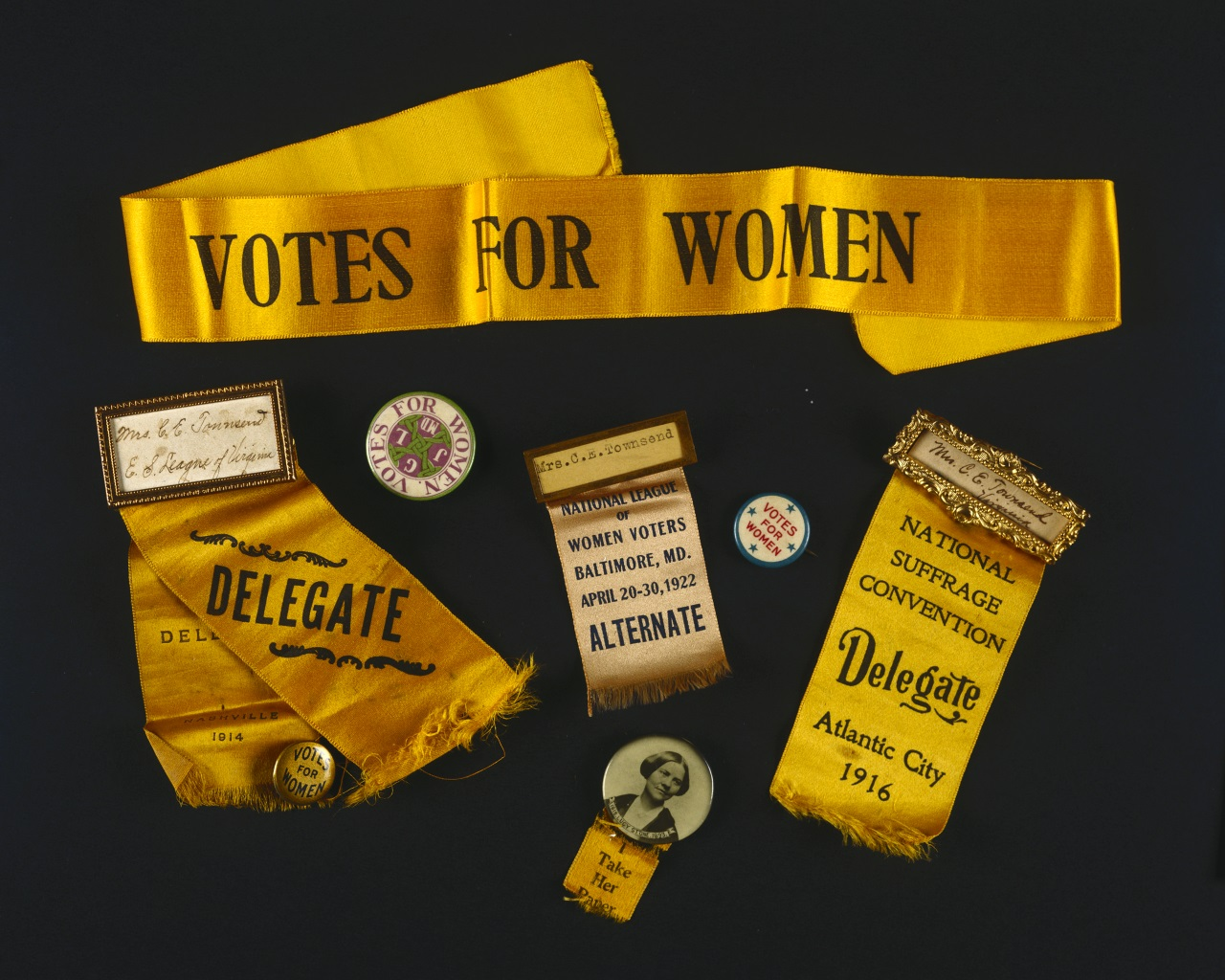 Equal Suffrage League of Virginia Records are coming to Making History: Transcribe