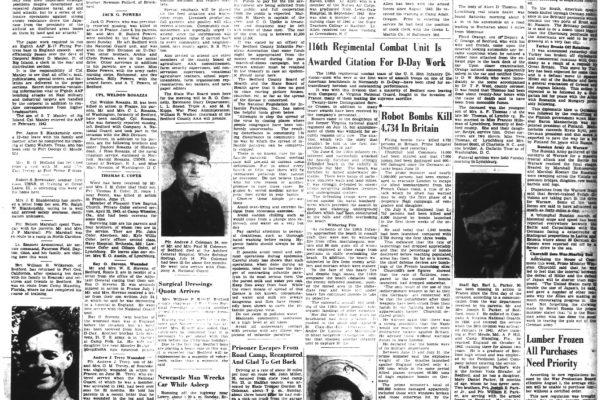 Bedford Democrat, 03 Aug 1944, p2