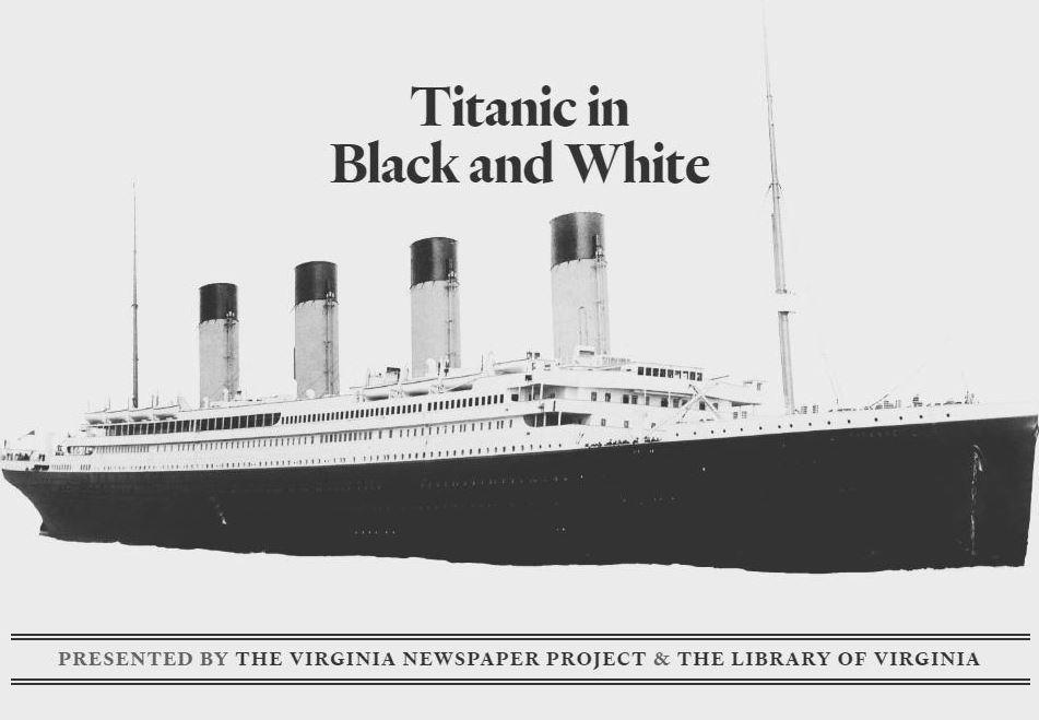 Titanic Web Exhibit Updated