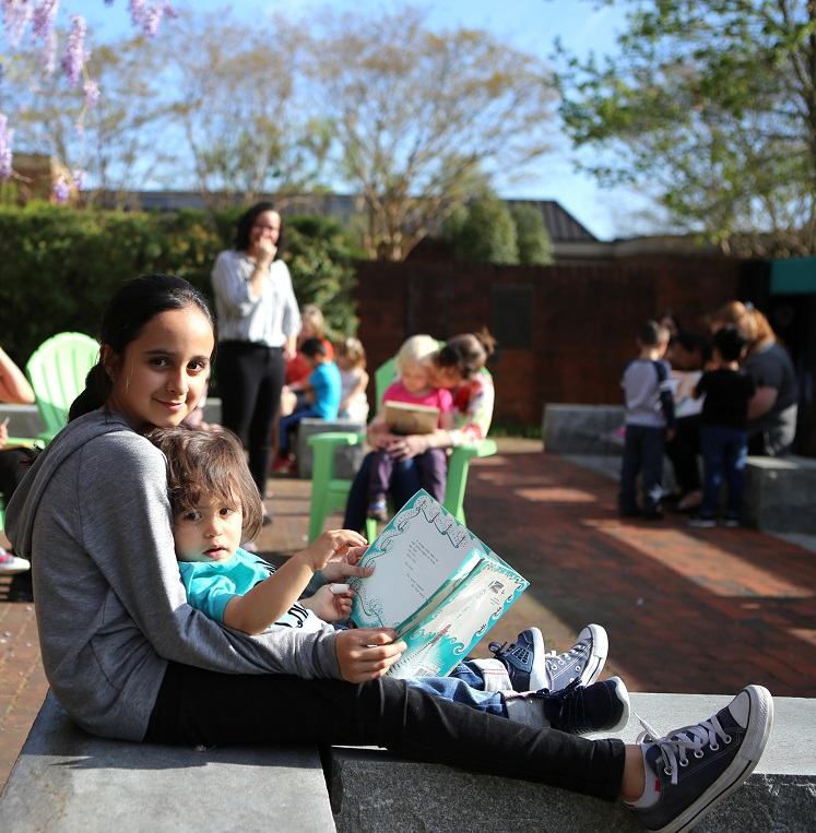 1,000 Things Before Kindergarten Project Promotes School Readiness