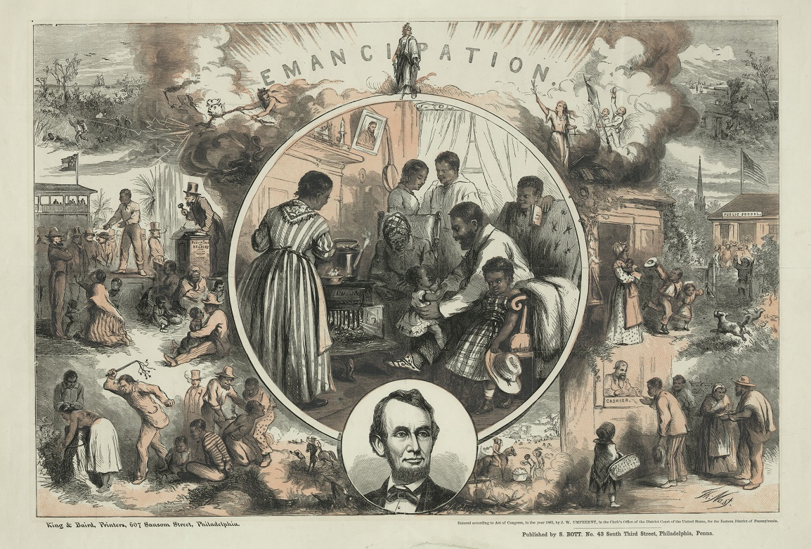 Celebrating Juneteenth in 1890 and 2021