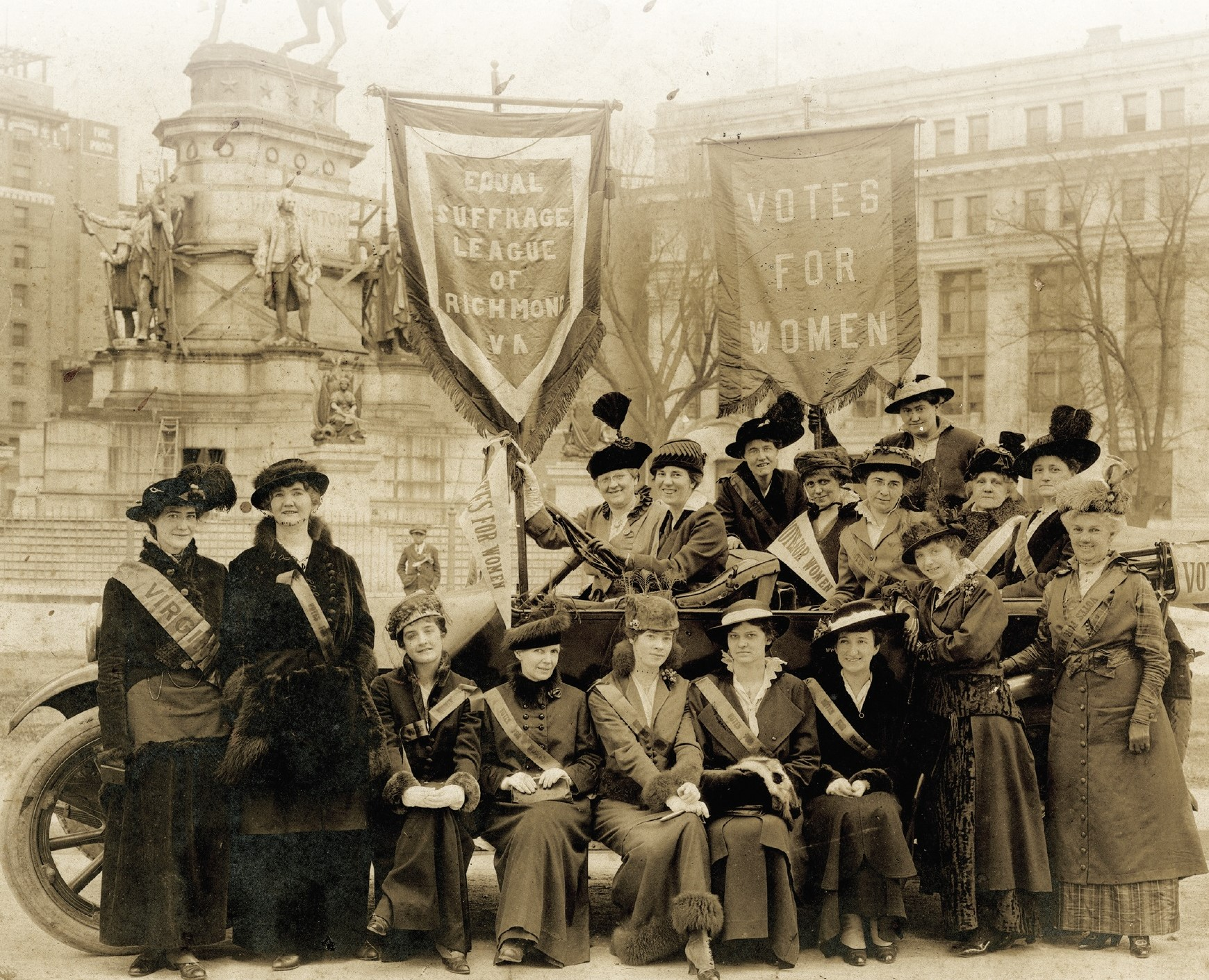 """""""Virginia Ready for Women to Vote"""": The General Assembly Authorizes Women to Vote in 1920"""