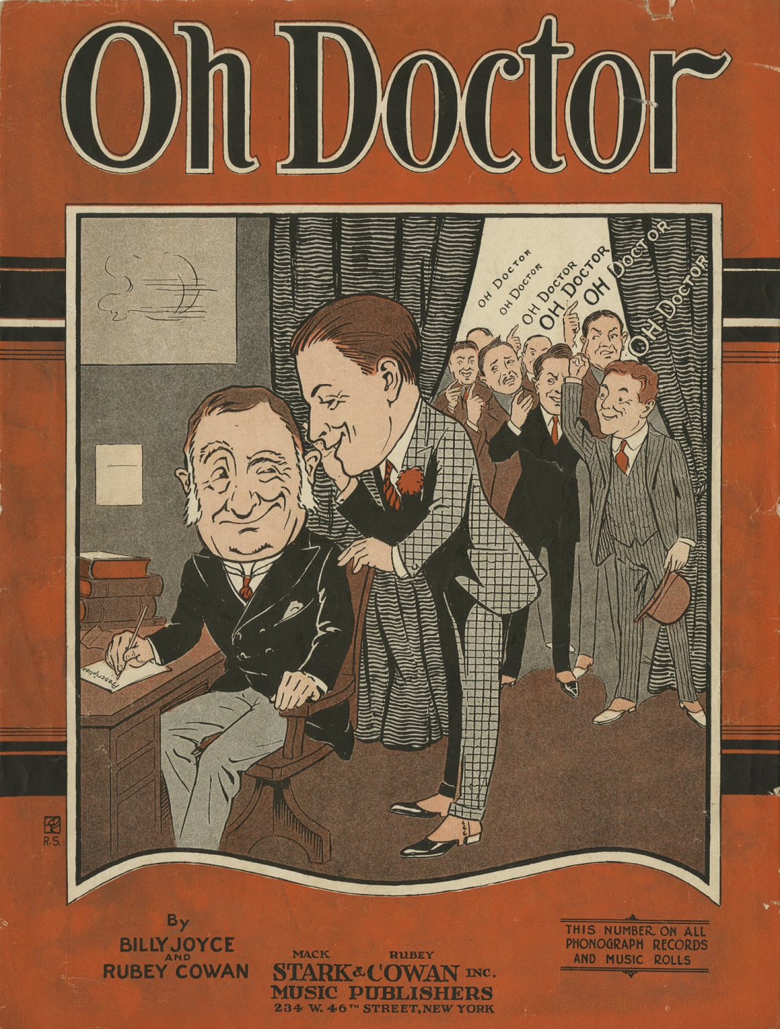 Oh Doctor! : Flu and Whiskey in 1918