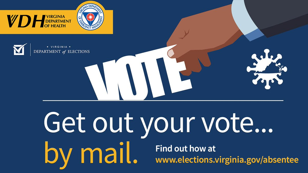 Are You Ready To Vote How To Cast Your 2020 Ballot In Virginia The Uncommonwealth