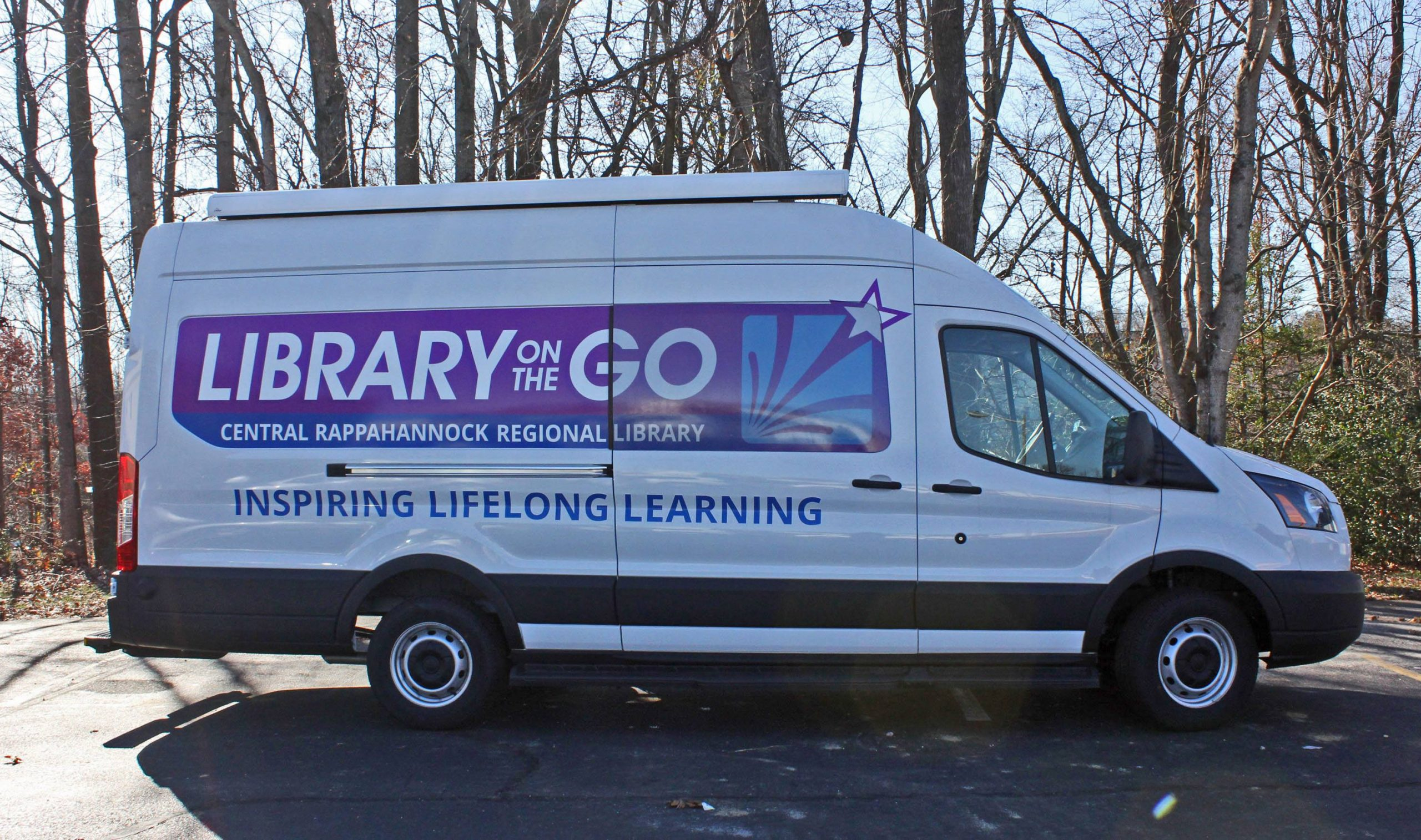 Public Library Spotlight: Library on the Go