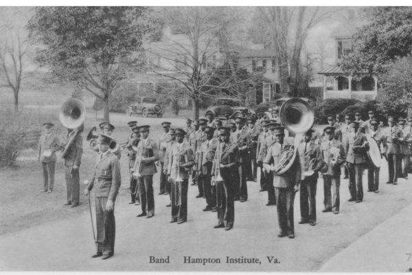 ALRS_Dunn_Hampton Institute Band