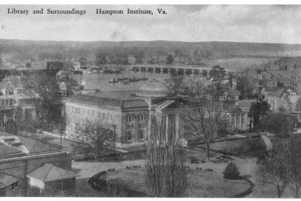 ALRS_Dunn_Hampton Institute Library