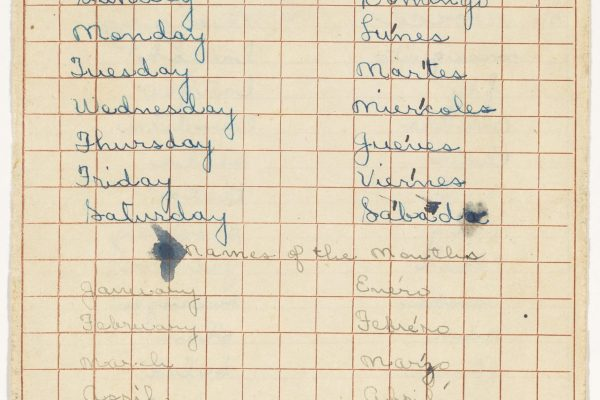 Donald E. Croll Papers, 1942-1945, Accession 50365, Library of Virginia