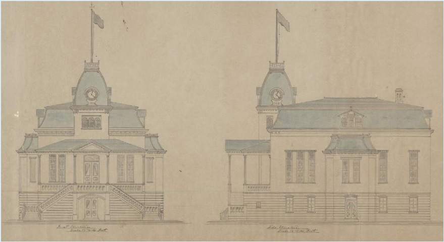 Building The Local Government: Drawings from the Buildings and Grounds Collection