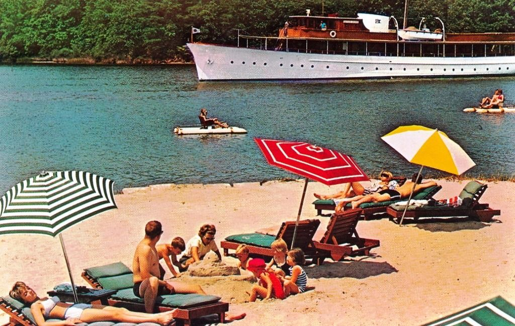 Echoes of Summer: Explore warm-weather recreation & attractions of the past in our digital collections