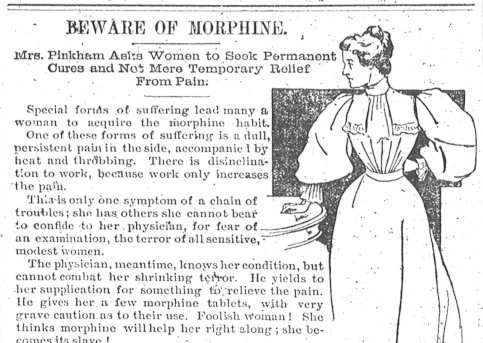 Chronic Pains: Virginia's History of Painkiller Legislation